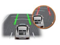 車道偏移偵測警示功能
