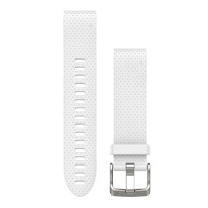 白色硅胶快拆表带(20mm)