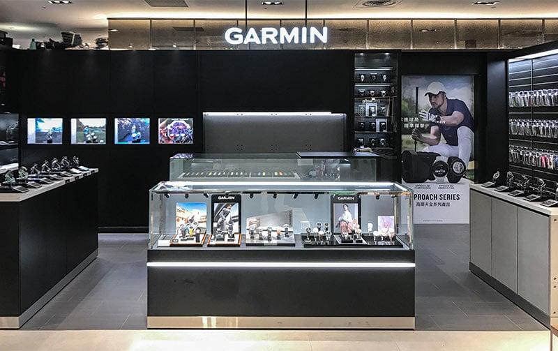 Garmin 新光三越 A8 店