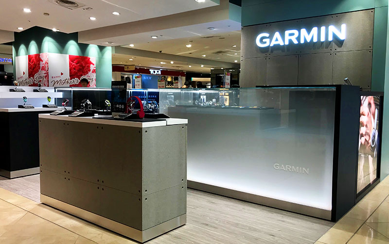 Garmin Sogo忠孝店