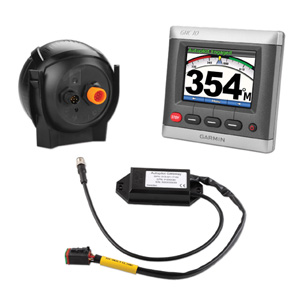 GHP™ 20 Marine Autopilot System for Yamaha® Helm Master™